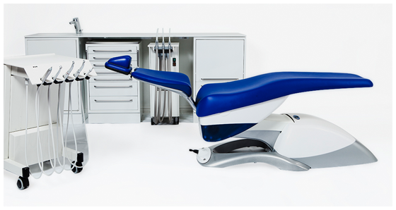 DSA Dental Stand Alone Behandel Concept